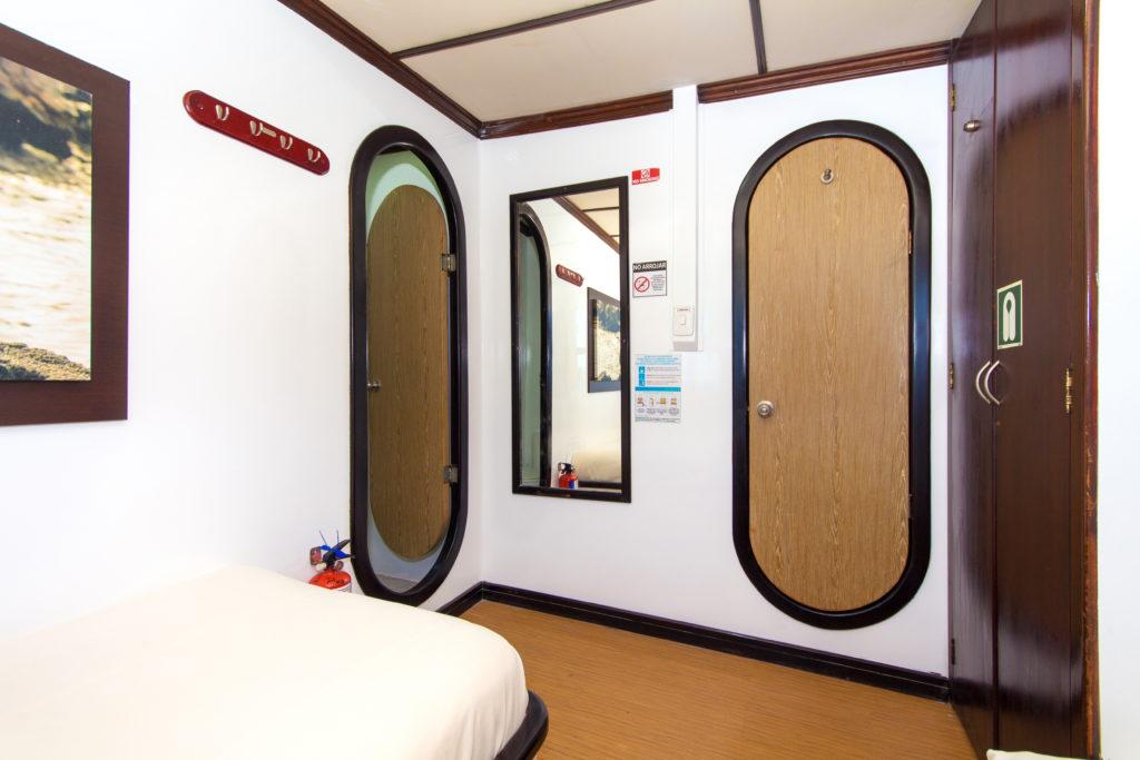 Archipel II DBL cabin