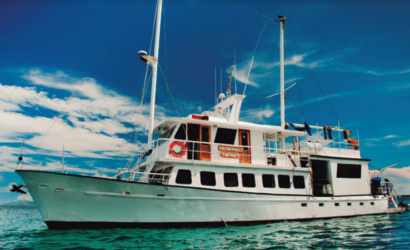 Golondrina Budget Friendly Galapagos Cruise