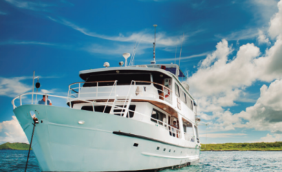 fragata budget friendly Galapagos cruise