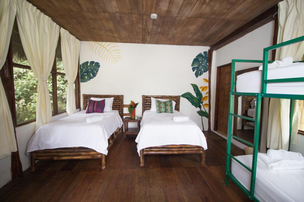 Unique Amazon Lodge in Ecuador