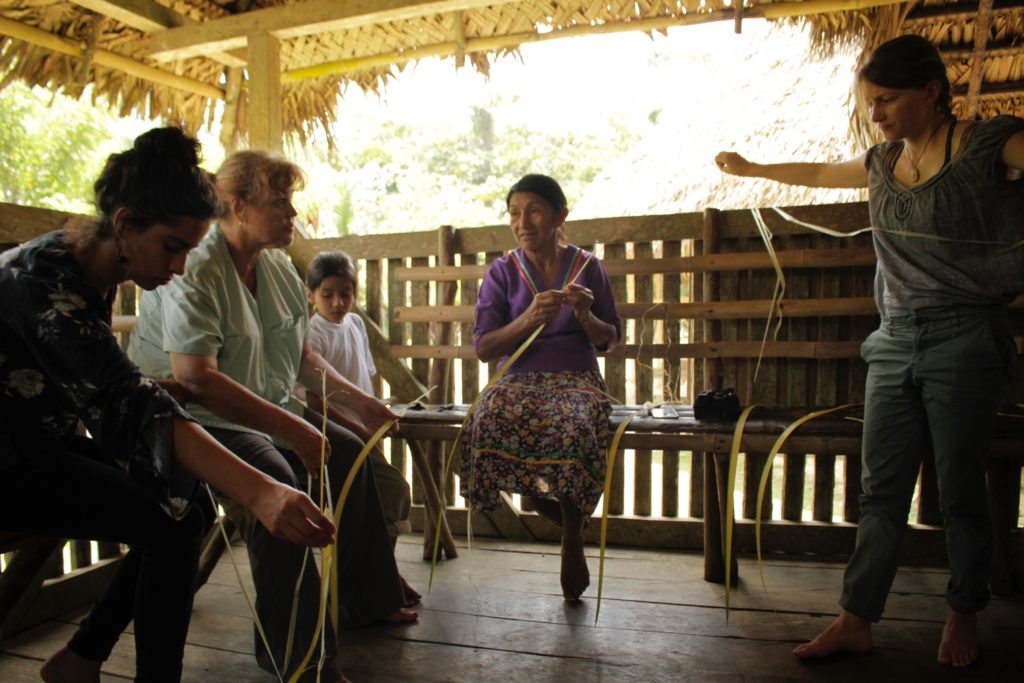 Sani Community Visit