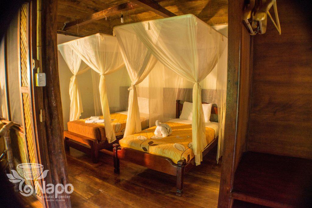 Accommodation Napo Cultural Center