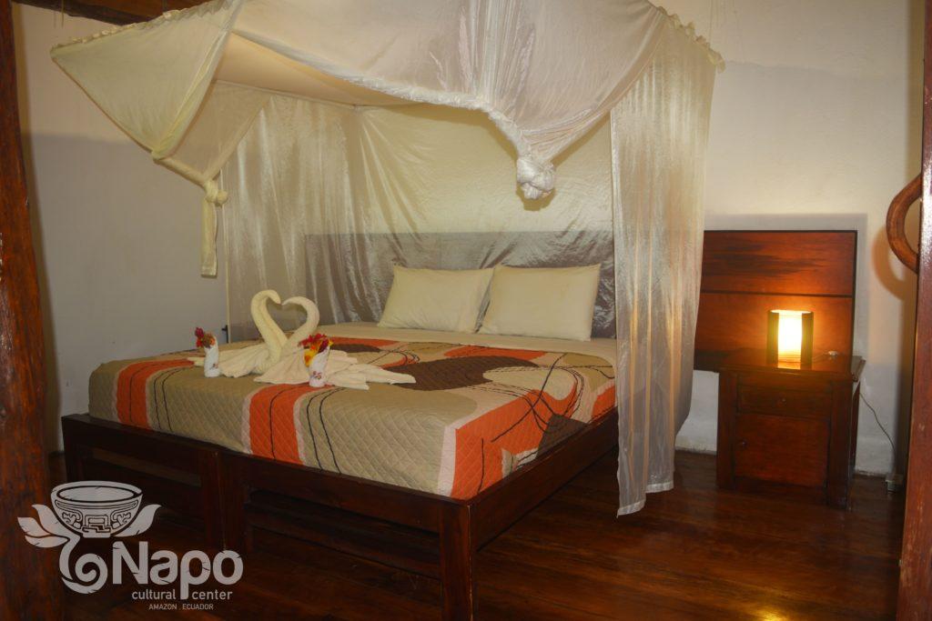 Matrimonial Bed Napo Cultural Center