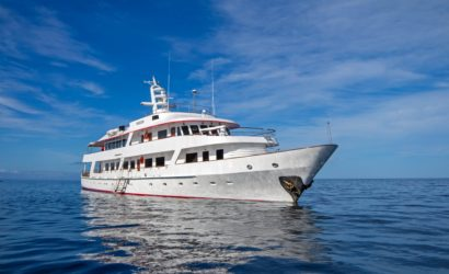 Passion Yacht Barefoot Luxury in the Galapagos