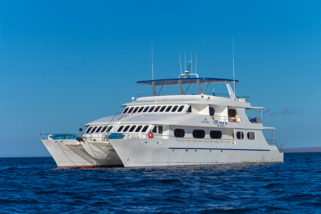 Galapagos 5 Day Cruise