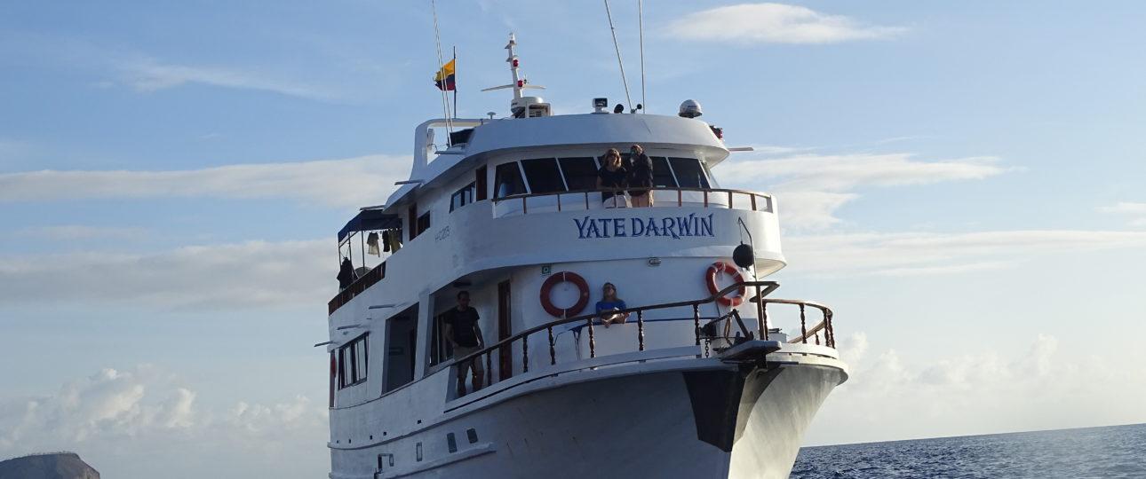 Darwin Yacht the Cheapest Galapagos Cruise