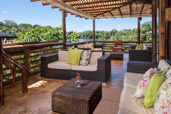 Chill out at La Selva Lodge