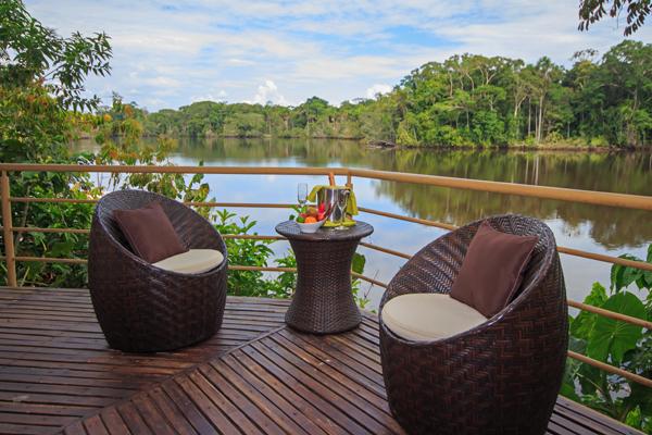 Best Jungle lodge in Ecuador