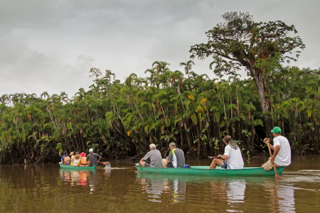 Ecolodge Ecuador