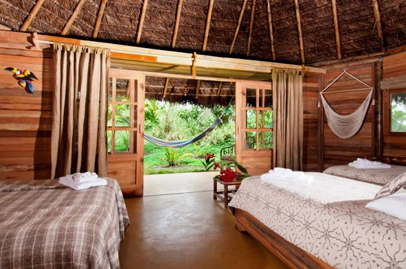 Amazon-Ecuador-lodge-cabaña-familiar