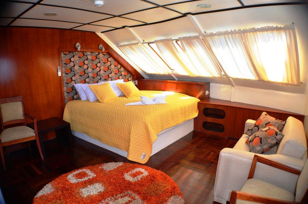 Anahi Suite - First Class Experience