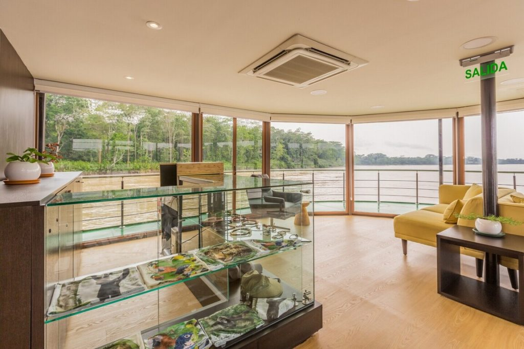 Boutique First-class Amazon River Cruise