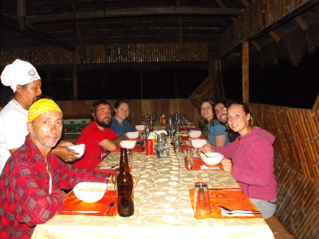 The best budget amazon lodge in Ecuador