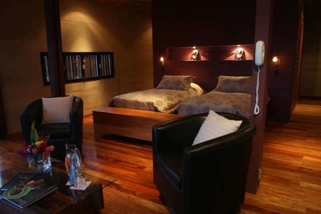 Beautiful Hamadryade Rooms