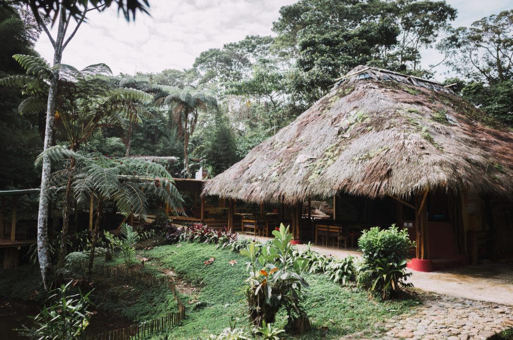 Huasquila Ecuador Amazon Lodge