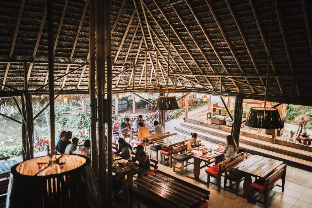 Husaquila Ecuador Amazon lodge