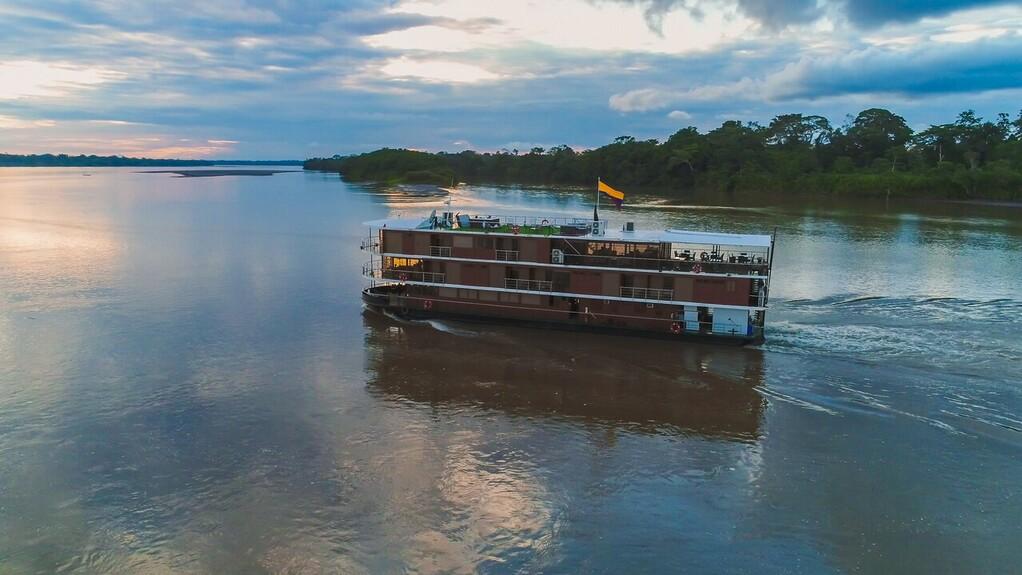 Manatee Amazon Explorer_Vessel 2