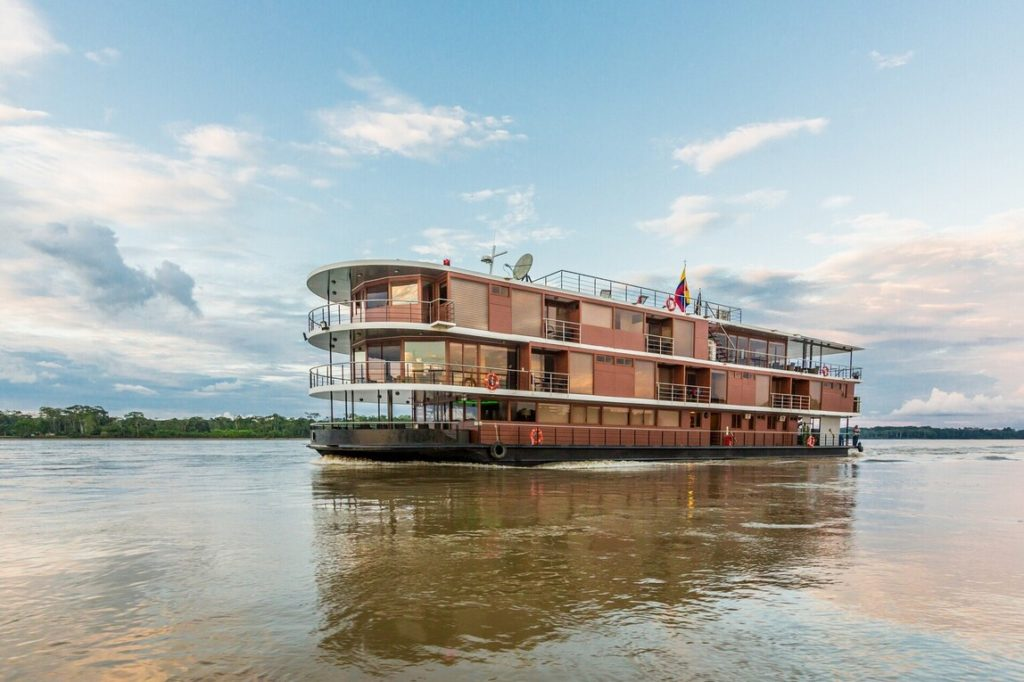 First-class Amazon River Cruise