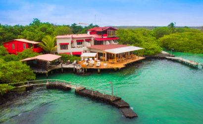 First-Class Island Hopping Hotel