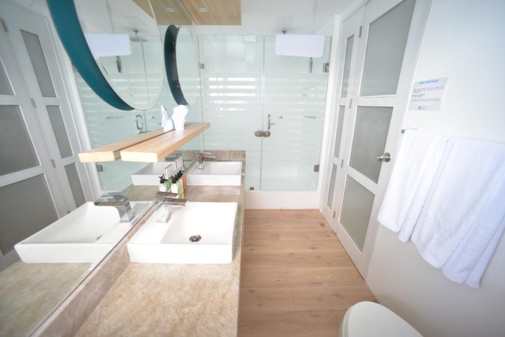 Sea Star bathrooms