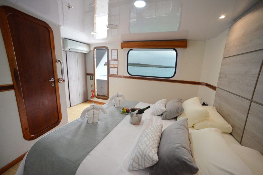 Seaman Matrimonial Cabin