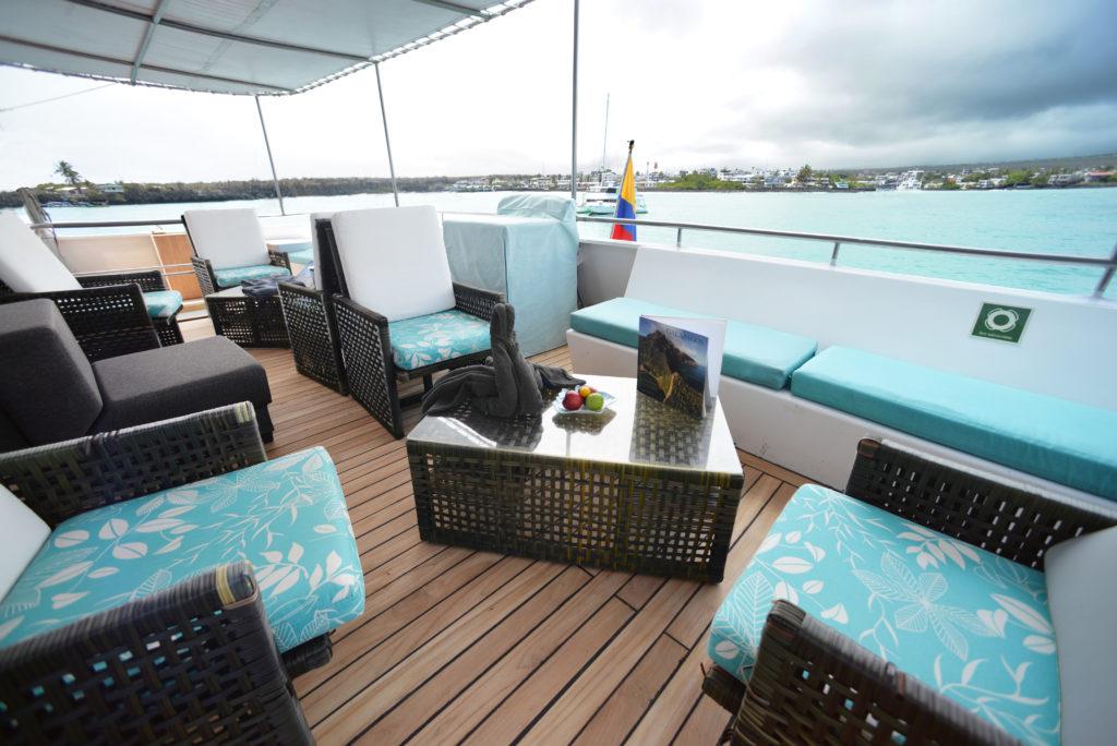 Seaman First-Class Galapagos Experience