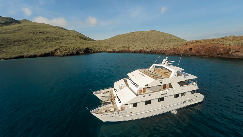 Galapagos First-Class Experience