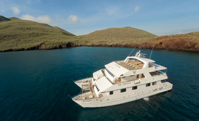Galapagos First-Class Journey