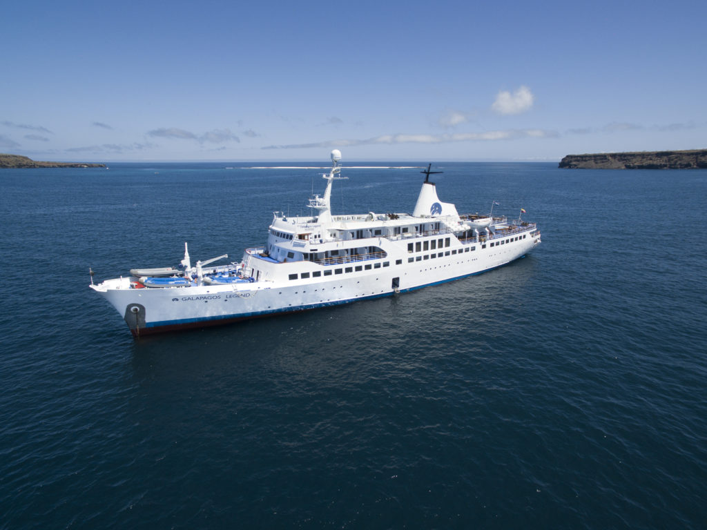 Galapagos Legend Cruise Ship