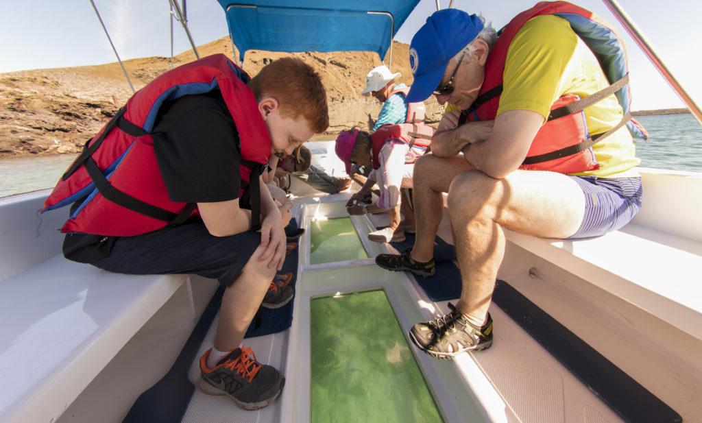 glassbottomboat