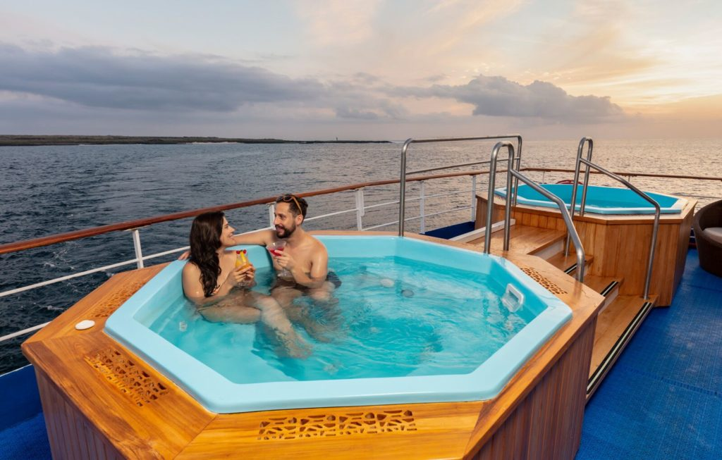 Galapagos Legend Boutique Cruise