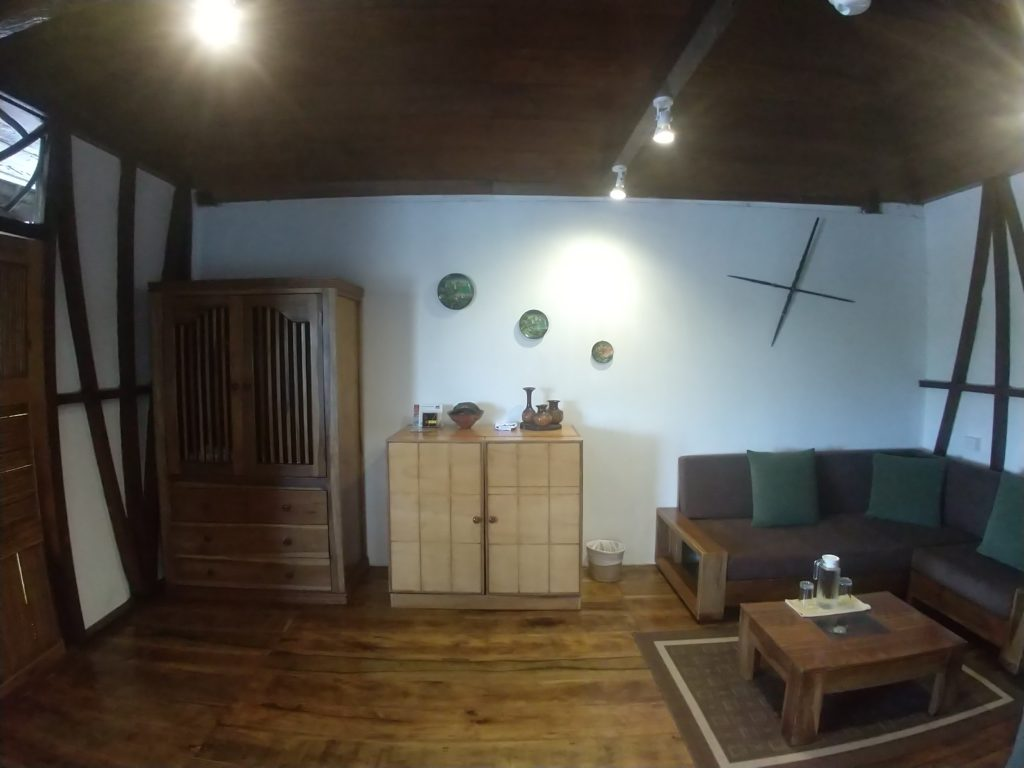 NWC living room area cabins
