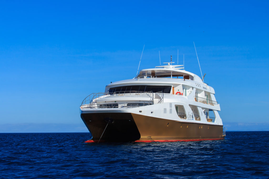 Elite Galapagos Luxury Expedition