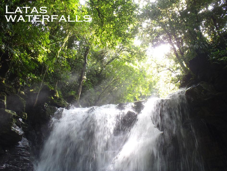 Hamadryade Latas Waterfalls