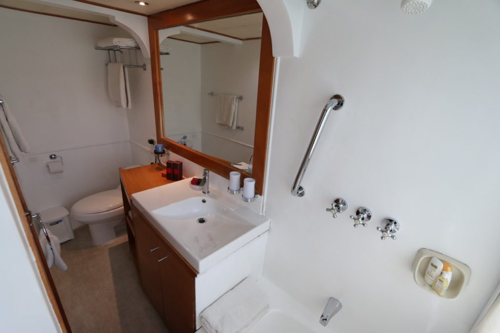 Millennium Private Bathroom