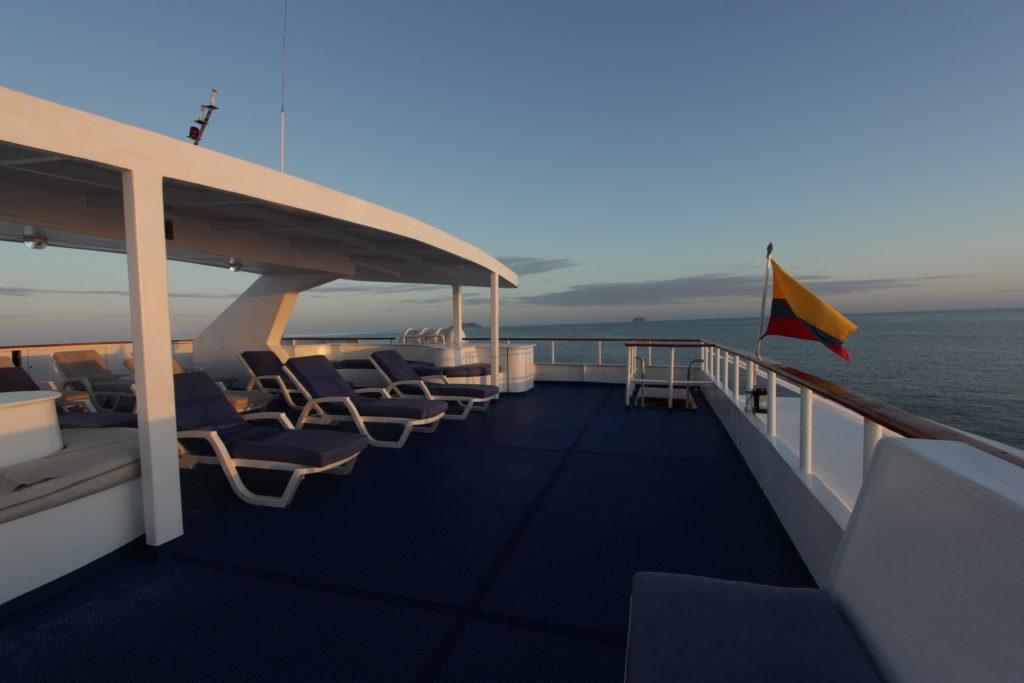 Millenium the best Galapagos last minute cruise