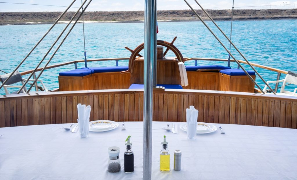 Come aboard the Beagle for the best Galapagos itineraries