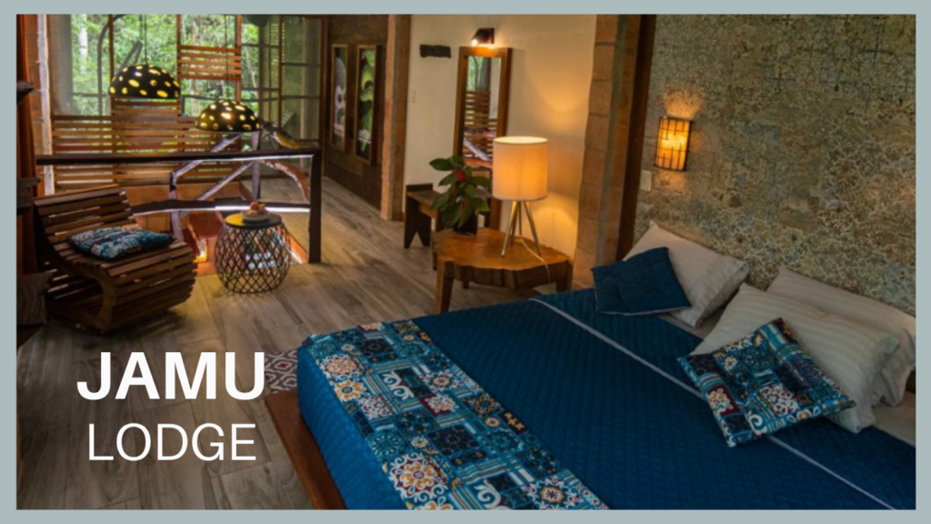 Jamu Lodge the most comfortable Amazon Lodge in Cuyabeno Ecuador