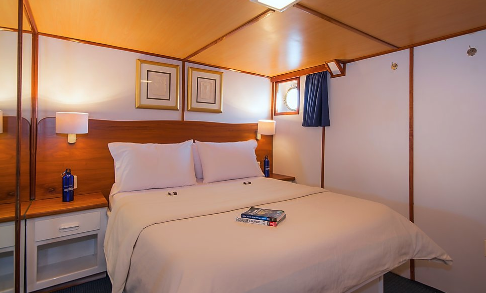 Beluga Lower Deck Matrimonial cabin