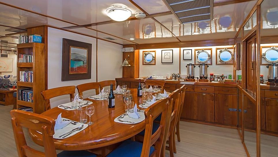 Beluga has fantastic 8-day itineraries