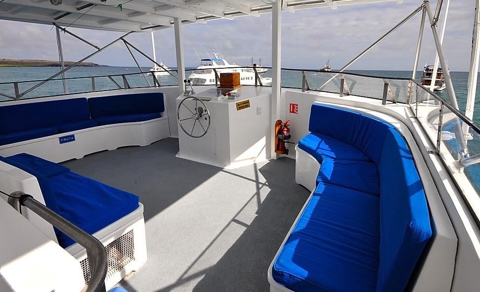 Beluga come aboard for fantastic 8-day Galapagos itineraries