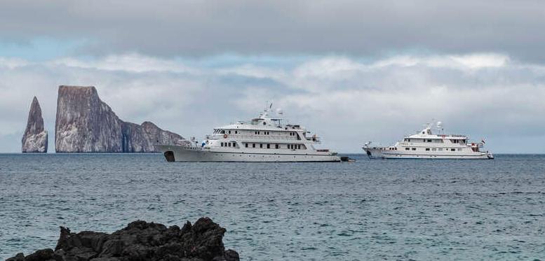Coral I & II Galapagos Expedition Yachts