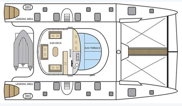 Nemo Main Deck Plan