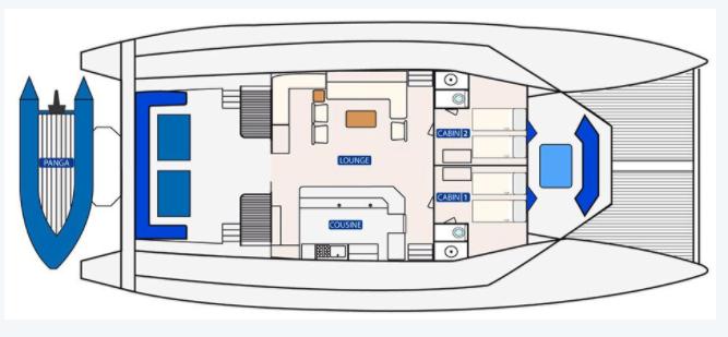 Nemo III Main Deck
