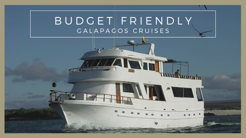 Budget Galapagos Cruises