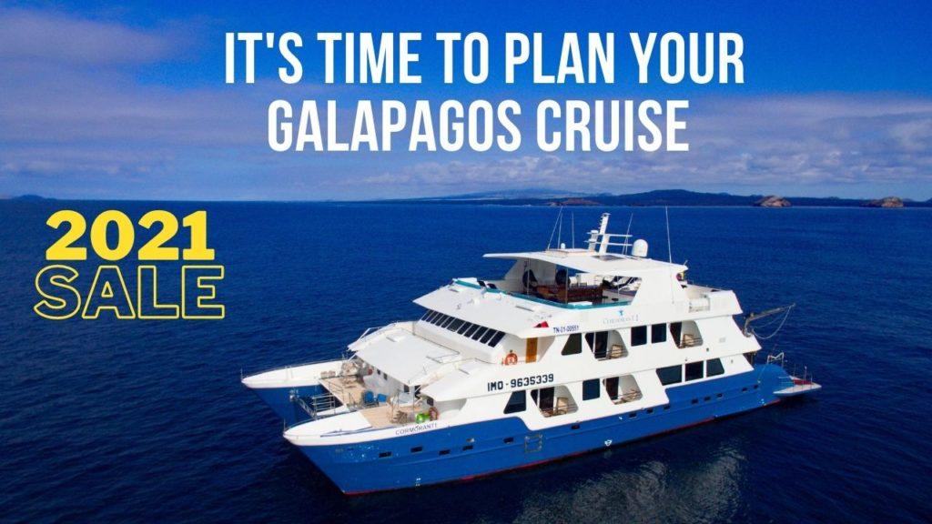 Galapagos Cruise 2021