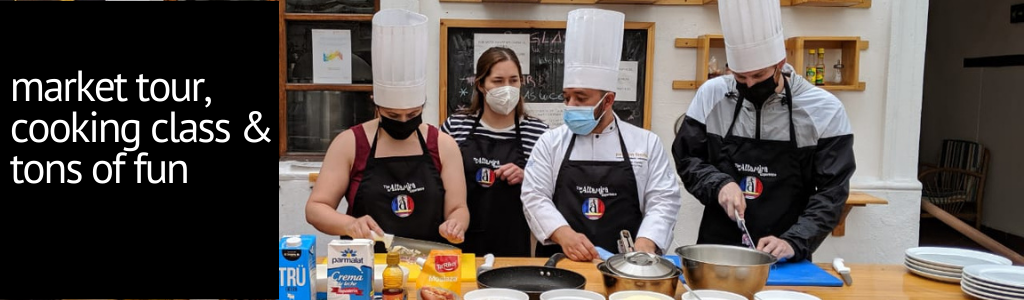 Cooking Class in Quito